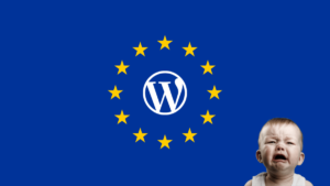 WordPress GDPR FuckUp