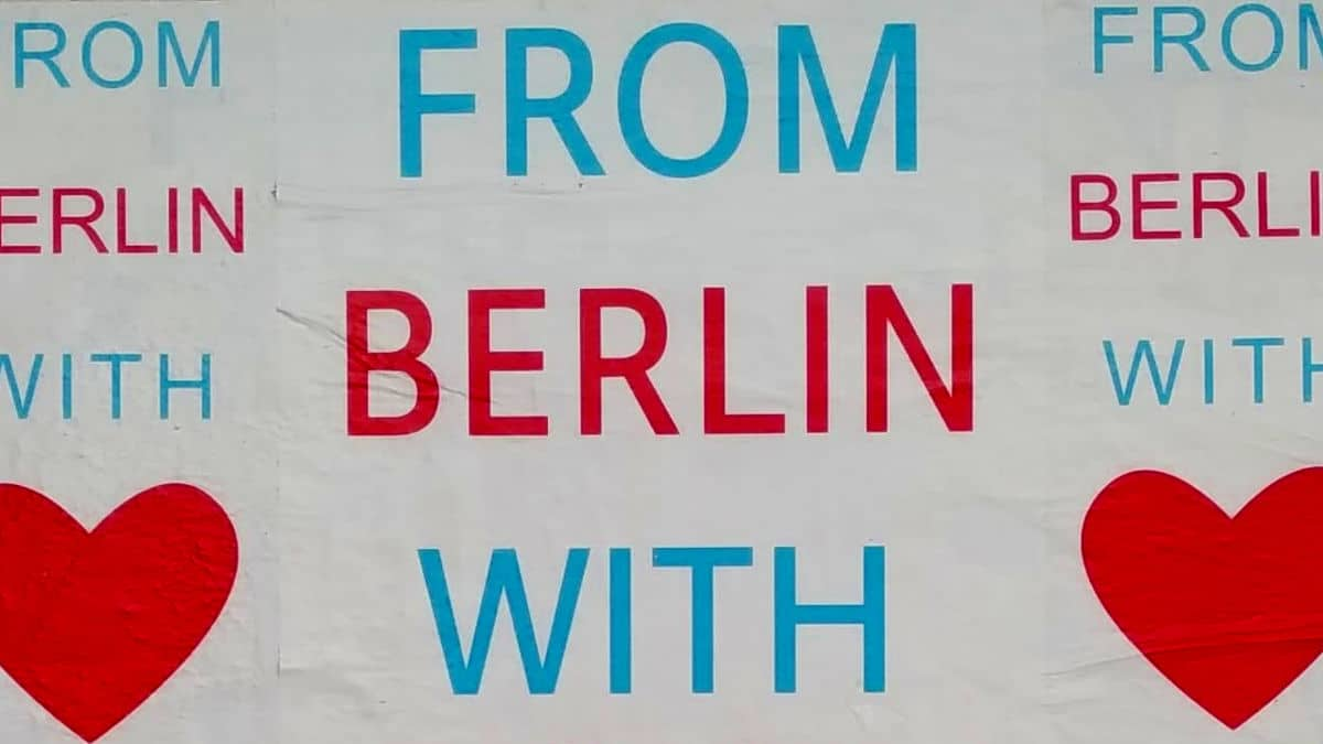 From Berlin Witch Love