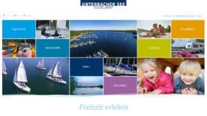 Unterbacher See Freizeit Erleben