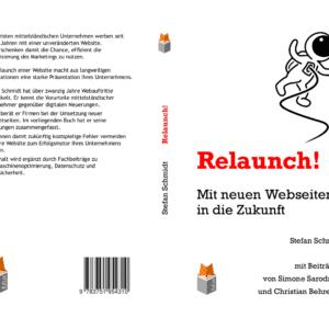 Relaunch! Buchcover