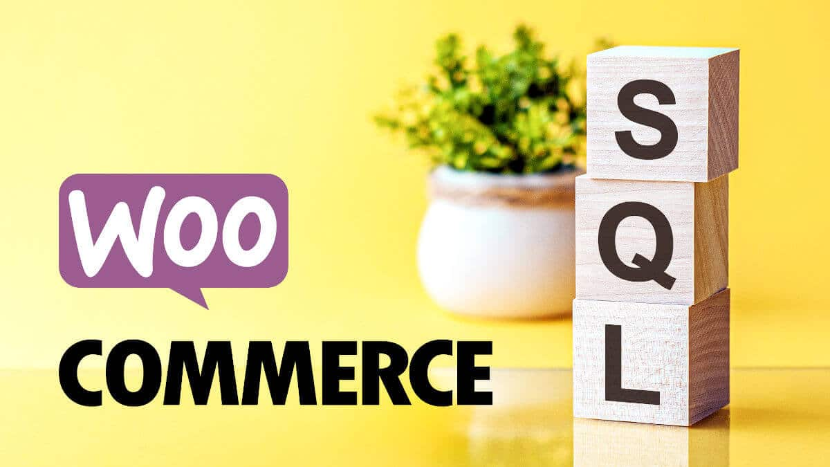 WooCommerce SQL